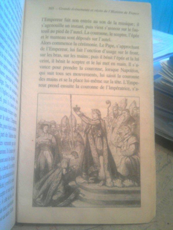 Dictionnaire illustr� de l'histoire de France 1,5 �