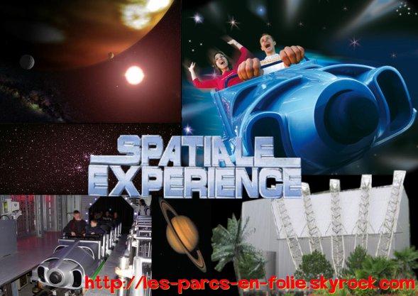 Nigloland spatiale experience les parcs en folie for Interieur bobsleigh