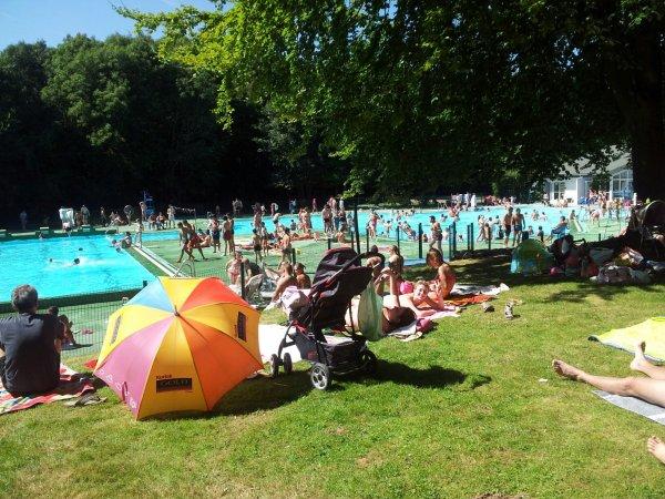 3 eme journ e la piscine d 39 olhain isa for Journee piscine