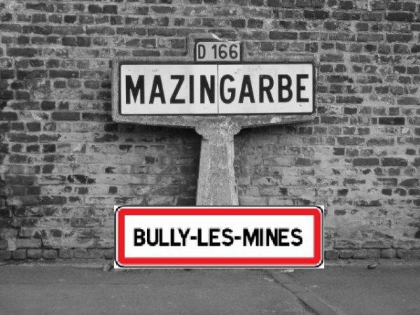 Mazingarbe et bully les mines blog de marielaetitia62 for Garage auto bully les mines