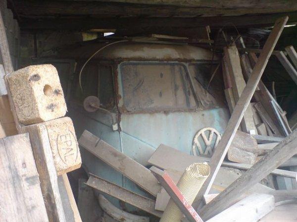 Articles de split tole 1961 tagg s barn door page 2 for Interieur combi split