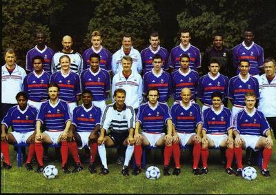 France 98 coupe du monde foot info - France 98 coupe du monde ...