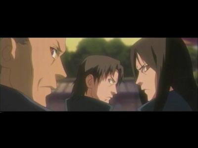 Les policiers - tout sur la famille uchiwa
