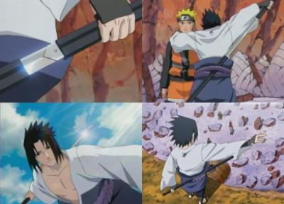 Les techniques de sasuke shippuden l 39 p e kusanagi - Technique de sasuke ...
