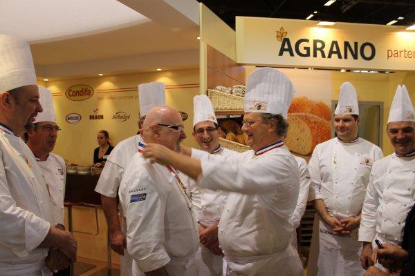 Acad mie nationale de cuisine la boulangerie for Academie nationale de cuisine