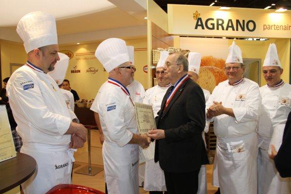 Acad mie nationale de cuisine la boulangerie for Academie de cuisine