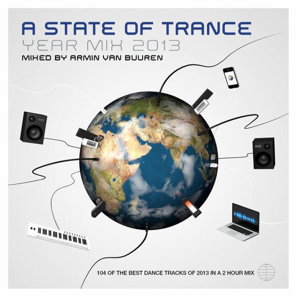 Armin Van Buuren : A State of Trance Year Mix 2013