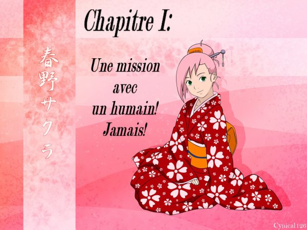 ►Fic n�1: Chapitre 1 Une mission avec un humain! Jamais!◄