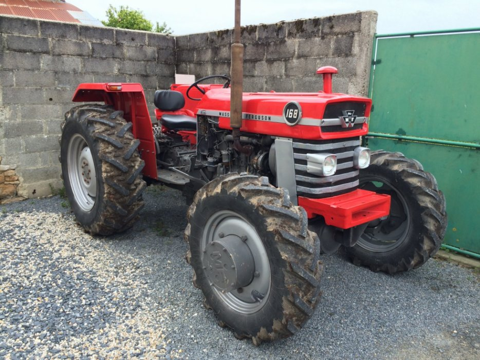 r novation tracteur massey ferguson 168 8 a page 3 le forum gtp 1 re communaut francophone. Black Bedroom Furniture Sets. Home Design Ideas