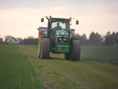 Tableau d epandage kuhn - Machines agricoles
