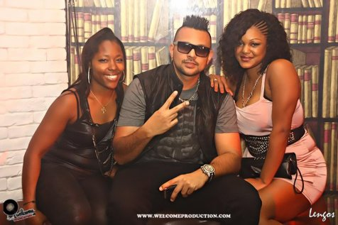 MIMI, SEAN PAUL et ME