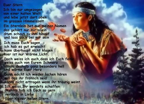 Indianische namen