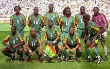 Coupe du monde 2002 i 39 m a black samurai a bright light - Equipe de france coupe du monde 2002 ...
