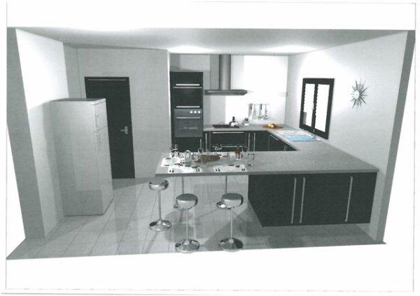 Notre future cuisine hygena notre future maison par bast a - Cuisine hygena tarif ...