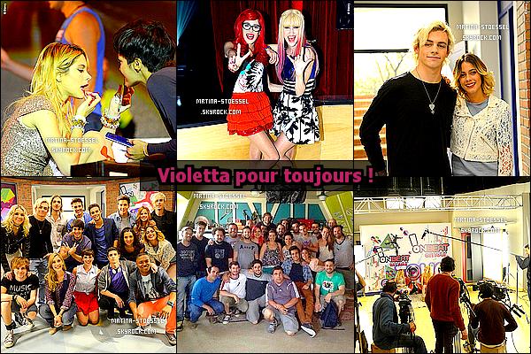 .                                                                                                                                                                                     VIOLETTA - La série phénomène Disney << Violetta >>, suite à 3 saisons, le tournage est bientôt fini ?                                                                                                                                                                                        Un tweet de Joaquin B., d</div></body></html>