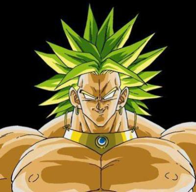 Broly le super sayen legendaire l 39 univers de dragon ball z ds ce blog - Sayen legendaire ...