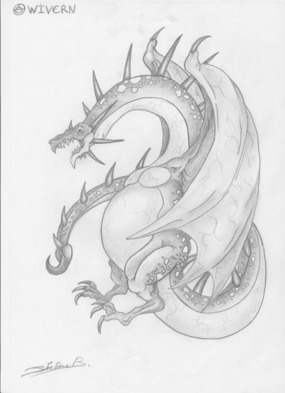 Articles de jeragorn tagg s dessin de monstre page 7 medieval fantastique artbeast - Dessin de demon ...
