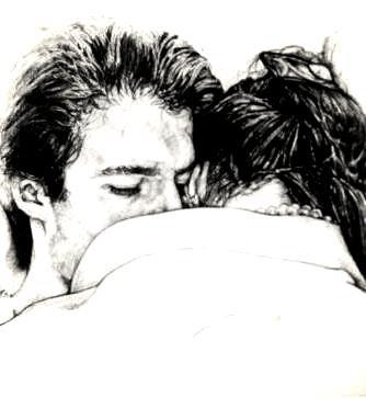 - J'aime quand tes yeux noirs caressent mes nuits blanches, Si mon rouge sur tes l�vres s'efface au r�veil c'est que le jour se l�ve sans moi. Les promesses de la veille S'oublient au r�veil tes secrets sommeillent en moi -