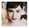 Lily Collins - I believe in love.