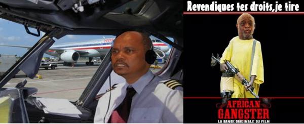 Au secours ! En place publique , quand le garde du corps de Mamadou tire sans-g�ne, la r�volution, c'est maintenant !