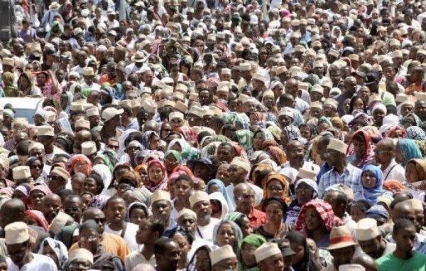 Ensemble contre la Corruption aux Comores !