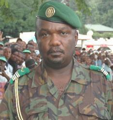 Comores: le g�n�ral Mohamed Amiri Salimou, sur RFI