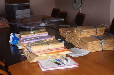 ENCORE UNE FOIS DETOURNEMENT DE 160 000 000 fc SOI-DISANT DE L' ARGENT POUR ORGANISER DES �LECTIONS BIDONS !