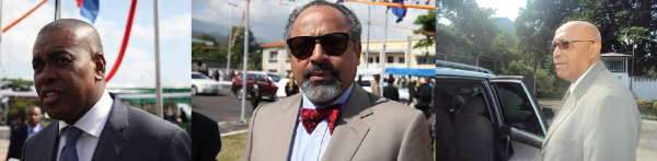 OFFENSIVE DIPLOMATIQUE: MAURICE, MADAGASCAR ET ADDIS ABBEBA