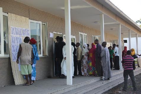 Elections 2016: Le 1er tour est fixé en février 2016