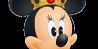 Reine du Château Disney
