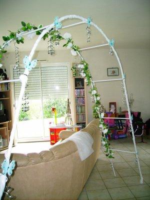 arche de notre mariage decolydie. Black Bedroom Furniture Sets. Home Design Ideas