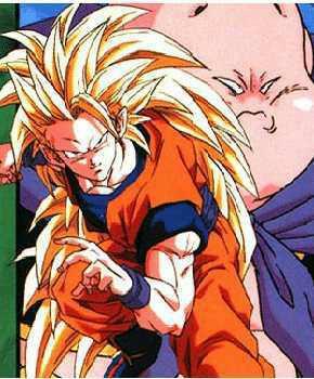 Sangoku vs boubou vegeta - Dragon ball z boubou ...
