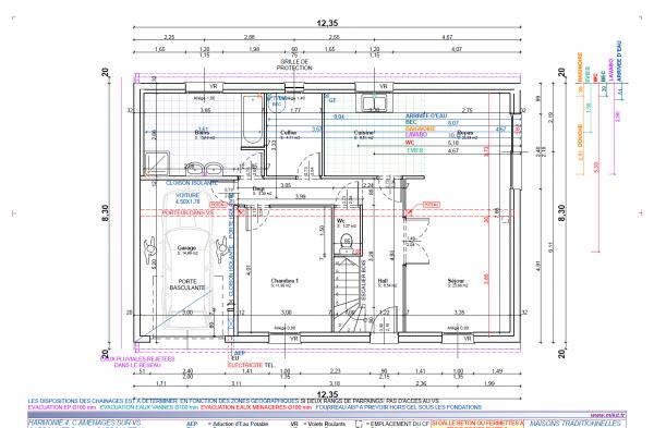 Blog de ninadavid62 page 7 la maison mikit de nina et david - Plan de maison rez de chaussee ...