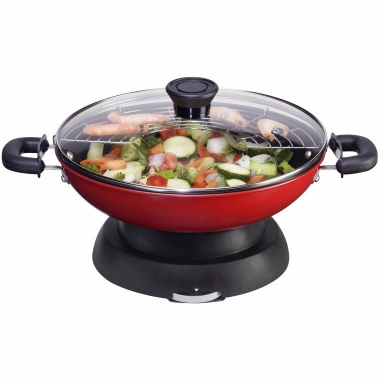 article d j offert wok lectrique 2 en 1 funcooking de la marque bestron blog de. Black Bedroom Furniture Sets. Home Design Ideas