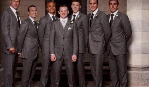Wayne stubbs wedding