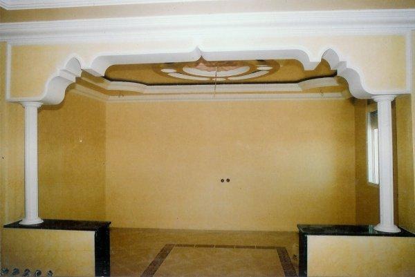 Platre simo blog de eljabss chez mohamed for Decoration par platre