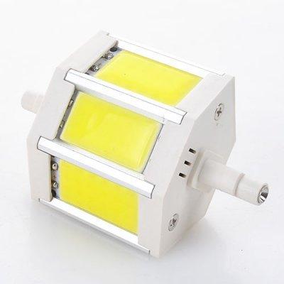 5w cob 3 led lampe r7s leuchtmittel strahler birne spot 78mm arka008. Black Bedroom Furniture Sets. Home Design Ideas