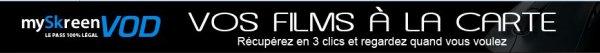 Myskreenvod : le streaming en toute s�r�nit