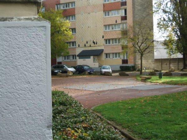 NOGENT SUR OISE Parc de la Vallée  Quartiers Blocs cités Oise 60