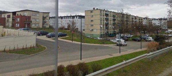 NOGENT SUR OISE Commanderie  Quartiers Blocs cités Oise 60