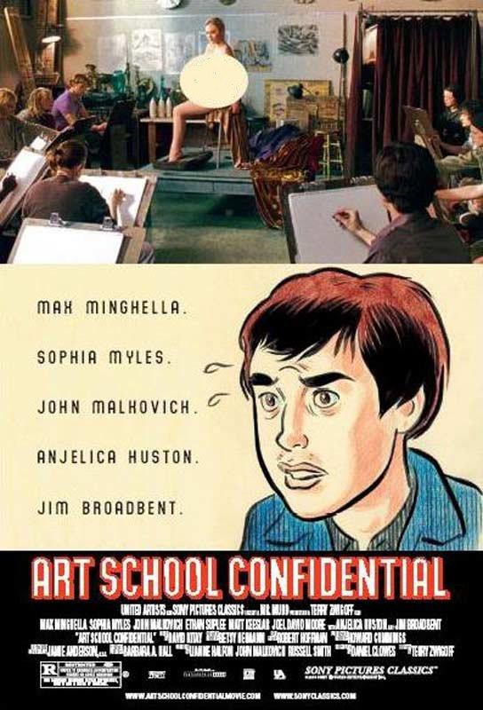 ART SCHOOL !