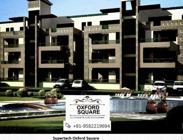 Supertech Oxford square Noida venture could be a best leisure