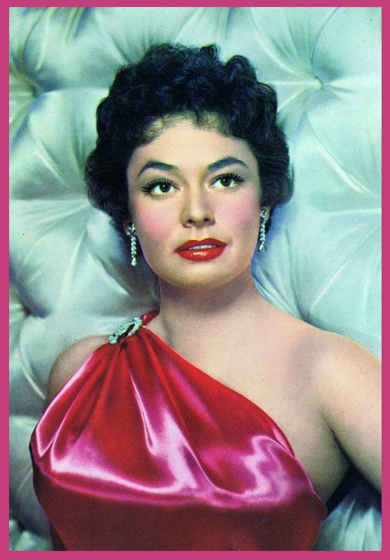Ruth Roman Of Many Movies She Was In Strangers On A: Ruth ROMAN (née Norma ROMAN) Est Une Actrice Américaine