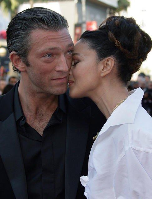 Vincent Cassel Et Monica Bellucci Blog De Familledestars