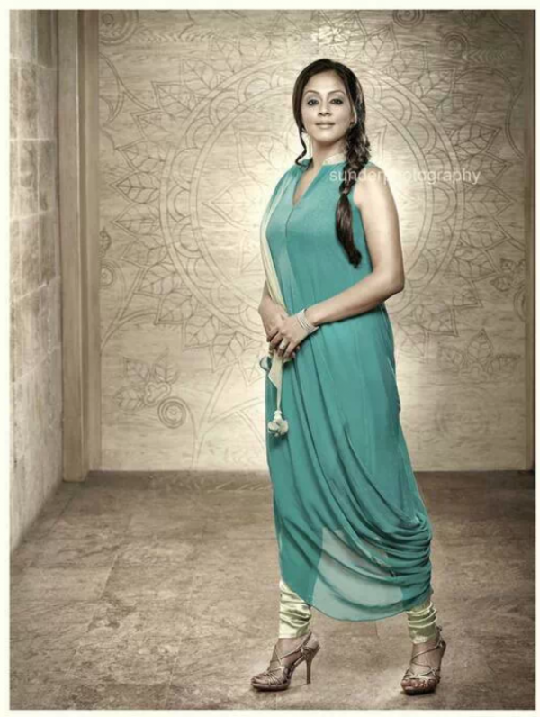Jyothika Latest Photoshoot - Dev & Diya - kutty Surya ...