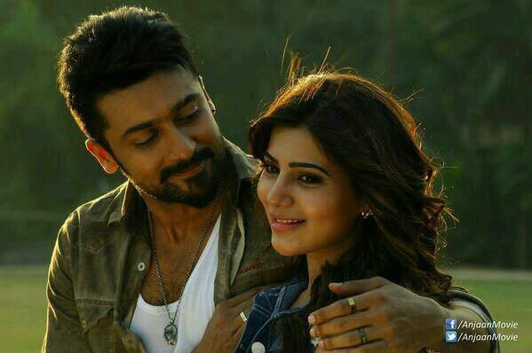 Anjaan latest stills
