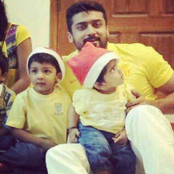 Surya with Dev - Rare/unseen!