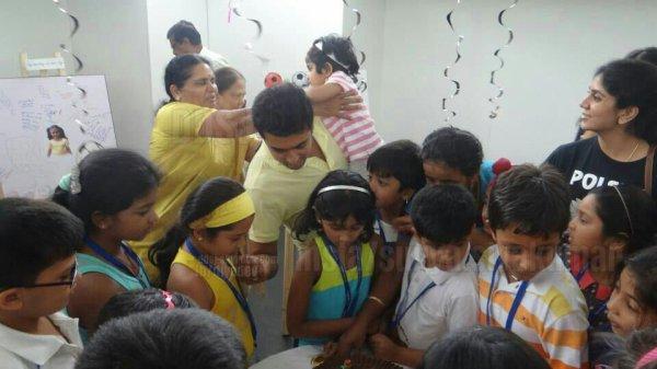 Diya Suriya's 8th Birthday Party Celebration