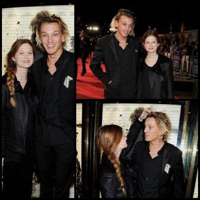 Bonnie et Jamie : 25 octobre 2011.