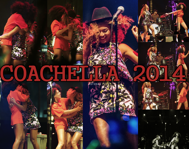 __ SOLANGE & BEYONCE COACHELLA 2014 - NEWS __ ____________________________________  ArTicLe 782 : On Worldbee - Beyonce News � � � � � � � � � � � � � � � � � � � � � � � � � � � � � � �